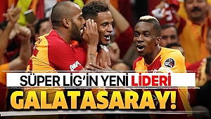 DEV DERBİDE GÜLEN GALATASARAY